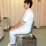 椎間板ヘルニア 座り方