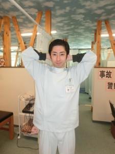 腰痛体操 1